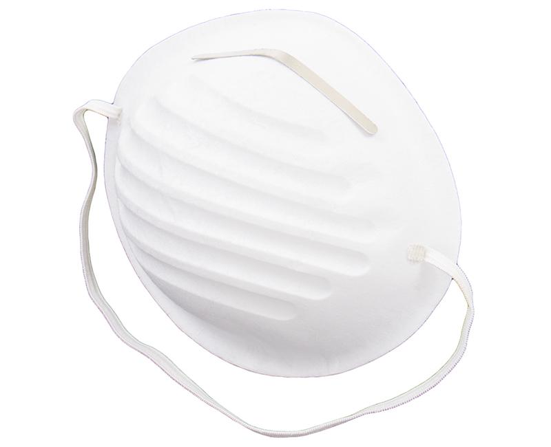 Disposable Dust Masks - 5 Pack
