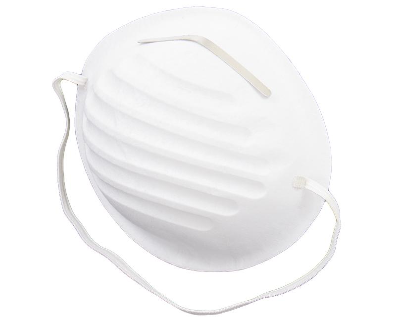 Disposable Dust Masks - 50 Pack