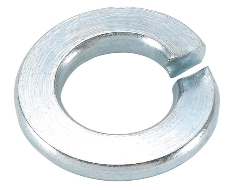 """Split Lock Washer ZP - #10 (3/16"""")"""