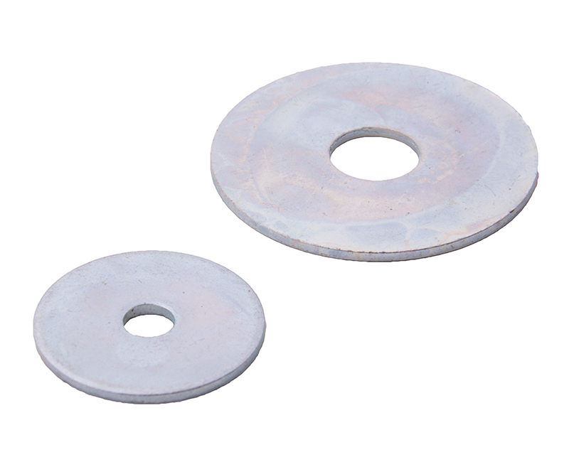 "Fender Washer USS ZP - 1/4"" X 1"