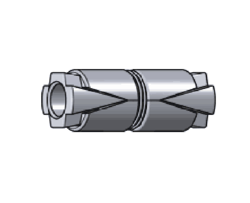 """Double Expansion Shield Anchors - 5/16"""""""
