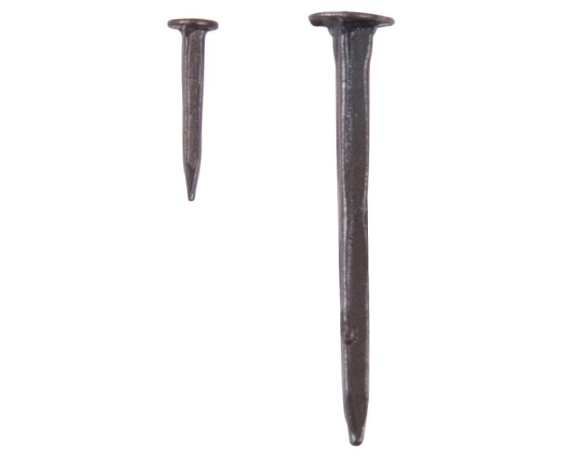 """Blue Steel Cut Tacks - 11/16"""" X #12"""