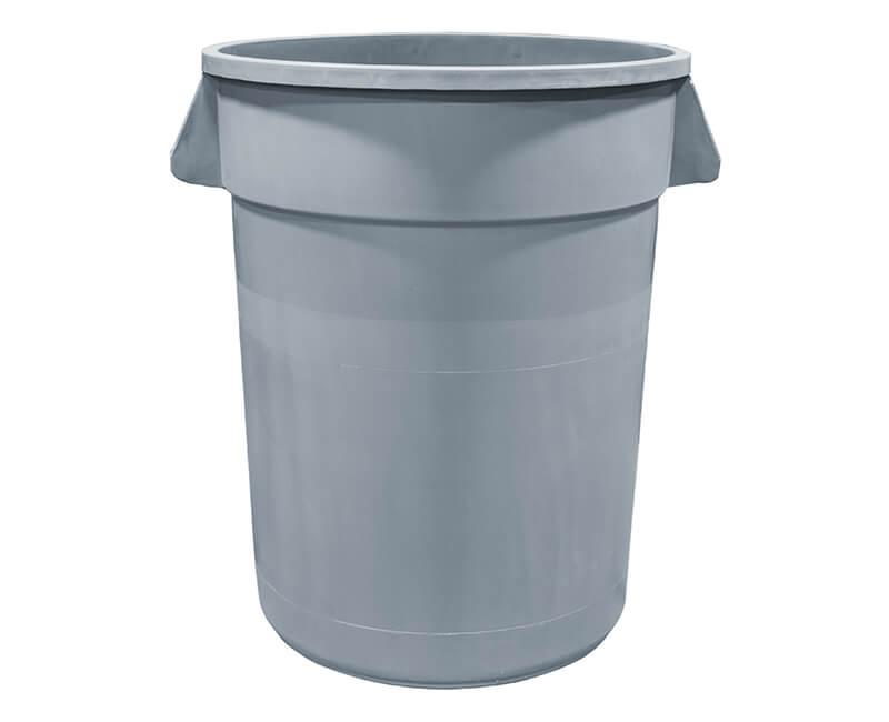 32. Gal Gray Trash Can