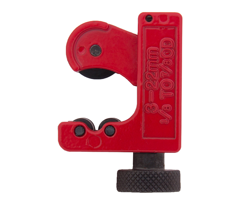 "Mini Tubing Cutter - 1/8"" - 7/8"" Range"