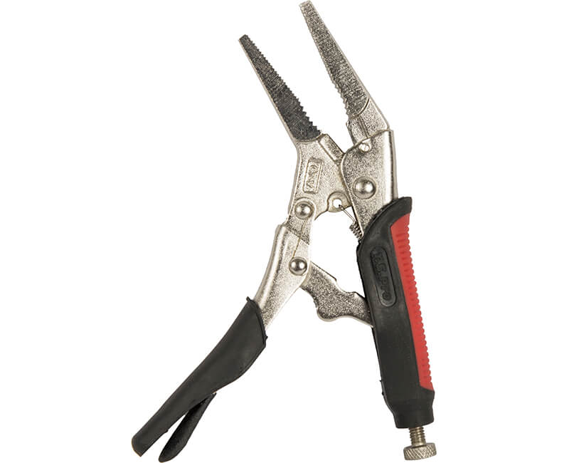 "6-1/2"" Long Nose Locking Pliers"