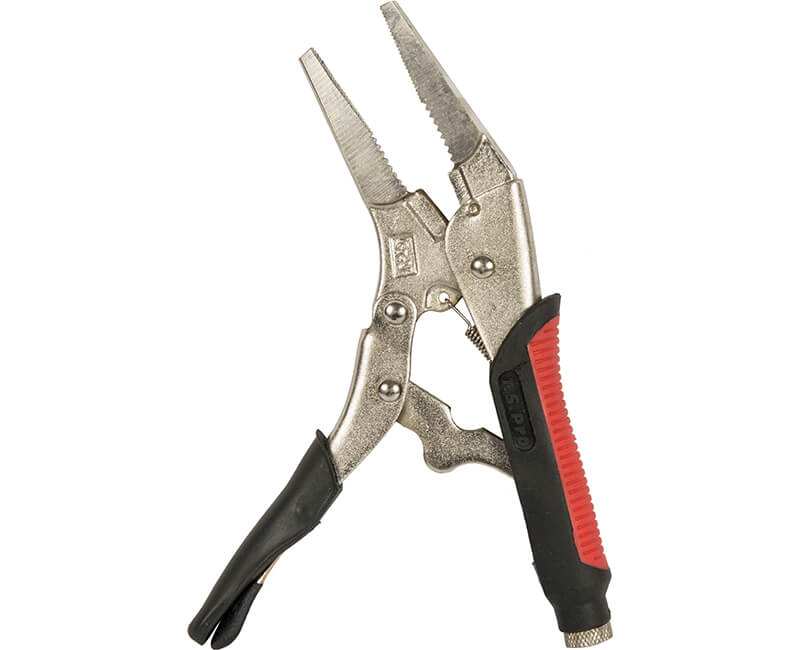 "9"" Long Nose Locking Pliers"