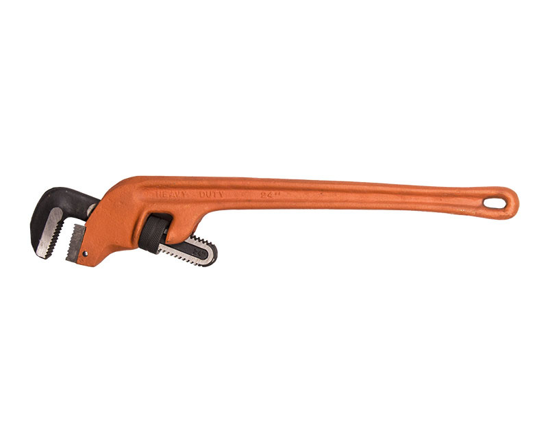 """24"""" Heavy Duty Offset Pipe Wrench"""