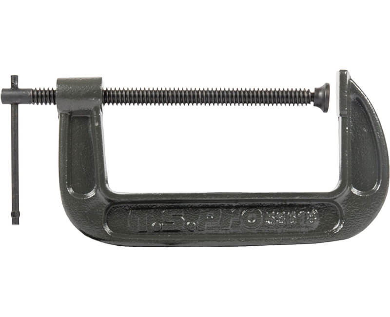 "6"" Heavy Duty C-Clamp"