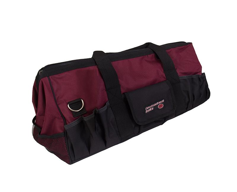 "24"" Polyester Tool Bag - 29 Pockets"