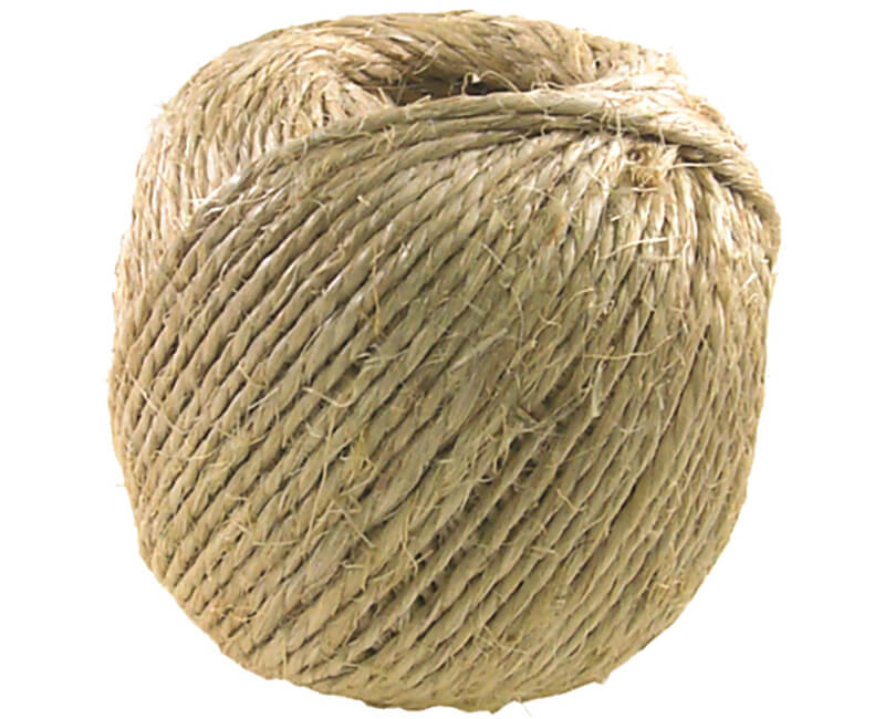 330' 2-Ply Sisal Twine Ball