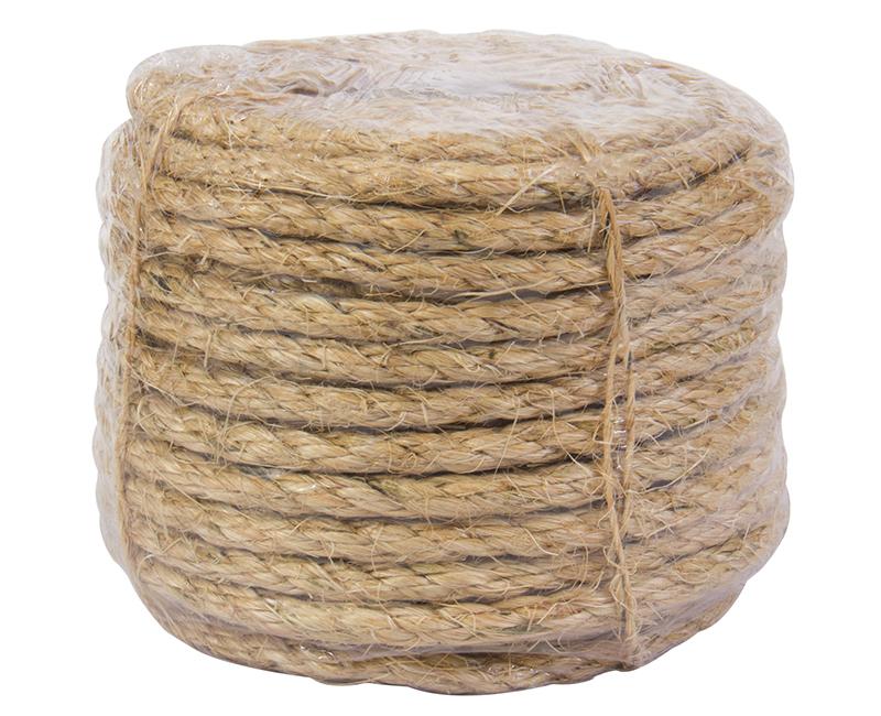 "3/8"" X 100' Sisal Rope"