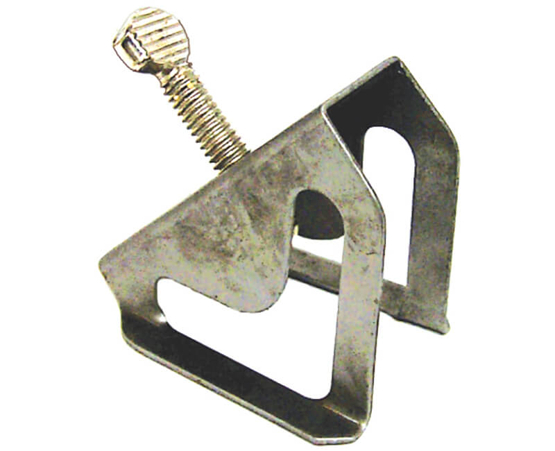 Bed Clamp With Thumb Screw