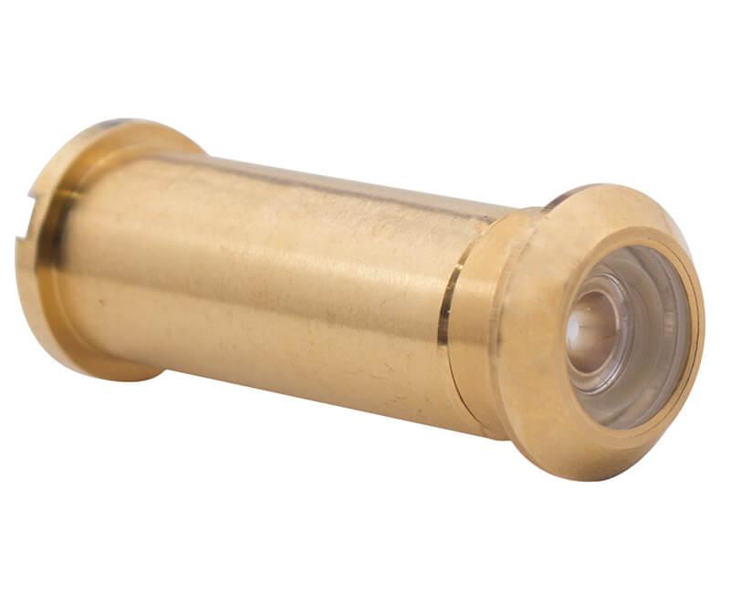 160 Degree Door Viewer - Brass Plated