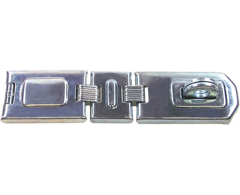 "7-1/2"" Flexible Double-Hinged Hasp"