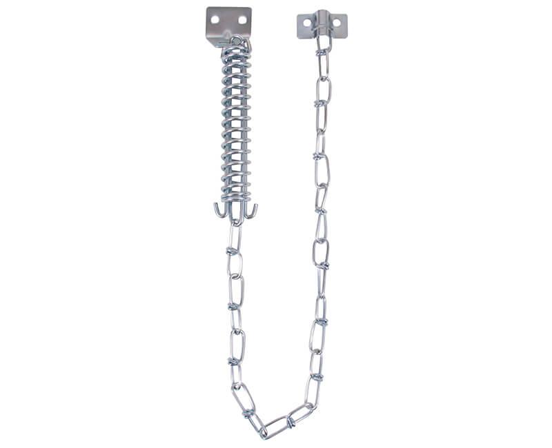 Storm Door Chain Zinc Plated