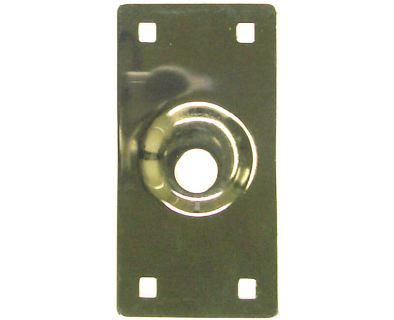 Cylinder Guard Plate Bubble Brass Plated