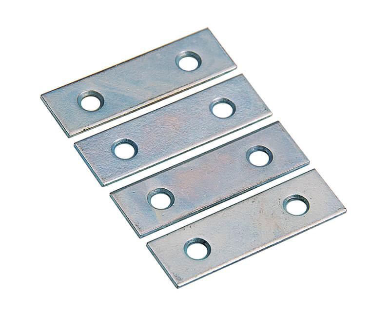 """2"""" Mending Plate With Screws - 4 Per Card"""