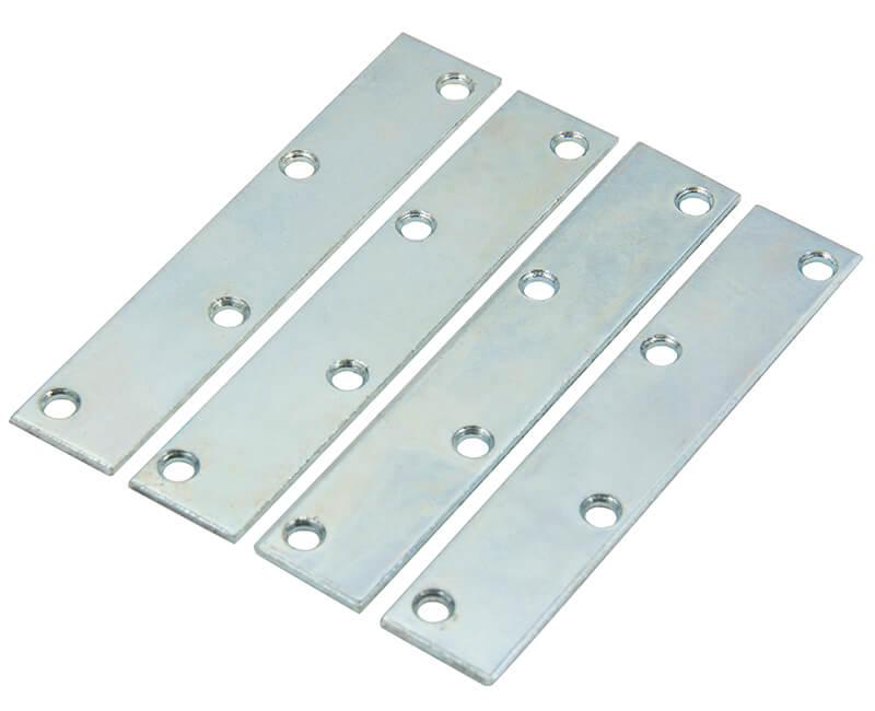 """5"""" Mending Plate With Screws - 4 Per Card"""