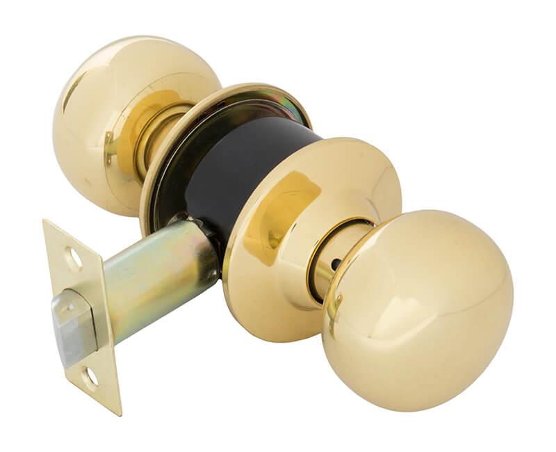 Cylindrical Passage Lockset - US3