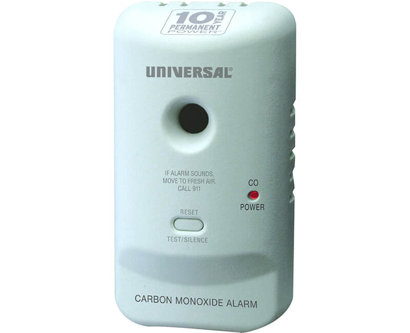 Carbon Monoxide Detector With Smart Alarm