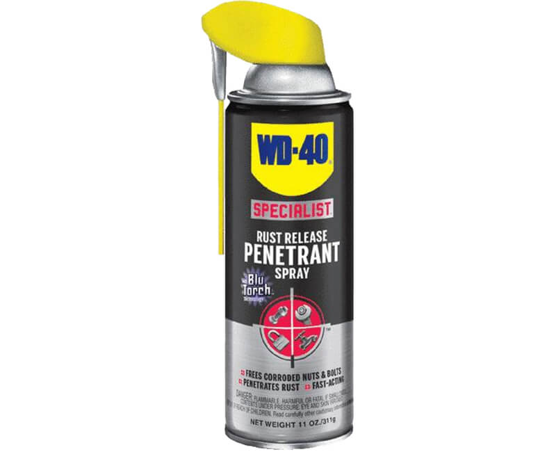 11 OZ. Rust Release Penetrant Spray