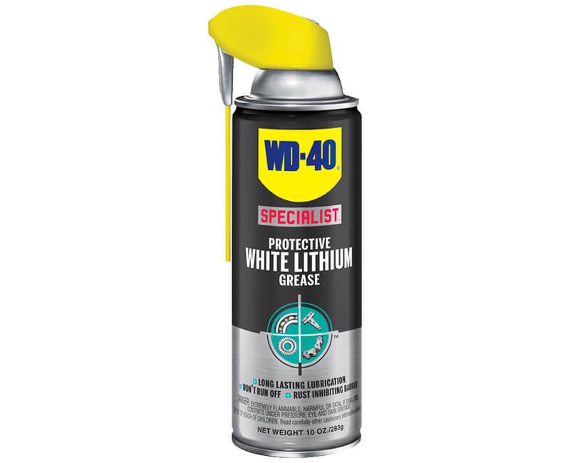 11 OZ. Protective White Lithium Grease