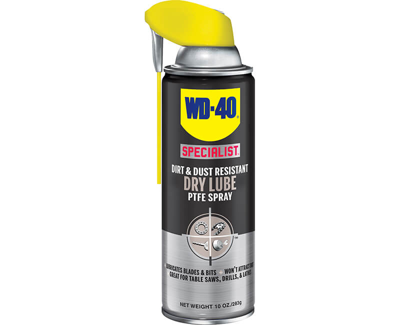 10 OZ. Dirt and Dust Resistant Dry Lube