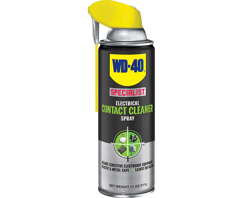 11 OZ. Electrical Contact Cleaner