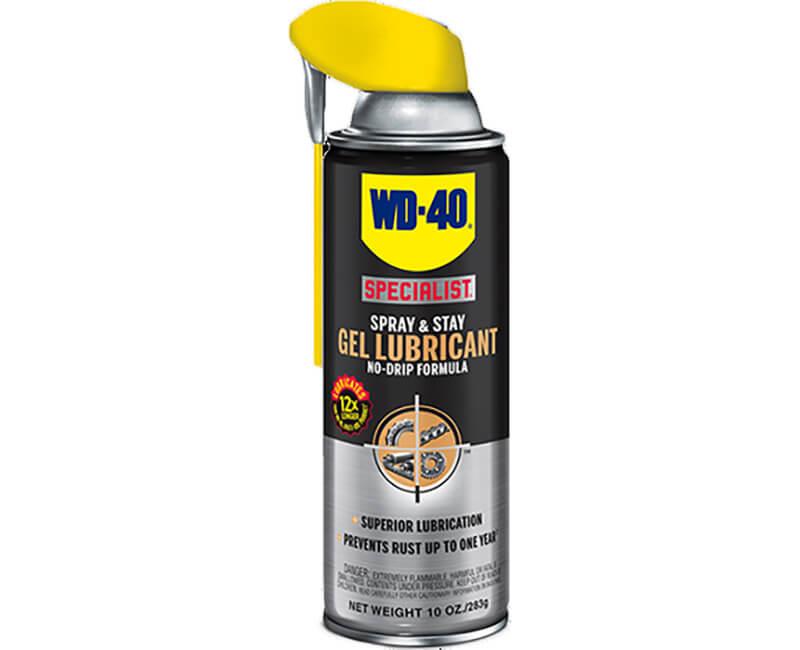 10 Oz. Spray & Stay Gel Lube