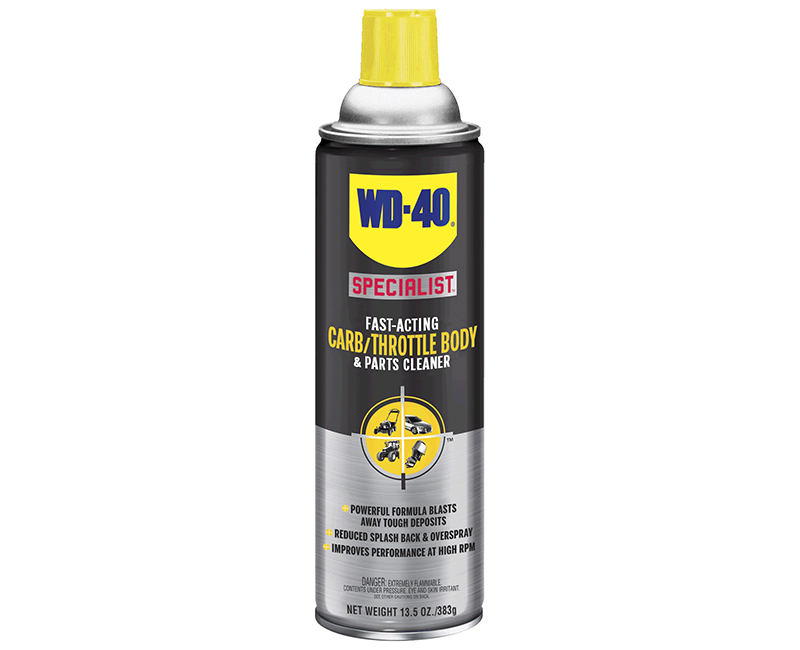 13.5 Oz. Specialist Carb/Throttle Body & Parts Cleaner
