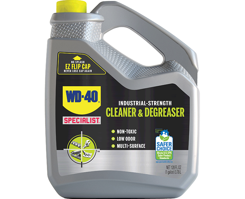 1 Gal. Non Aerosol Specialist Industrial Strength Cleaner/Degreaser