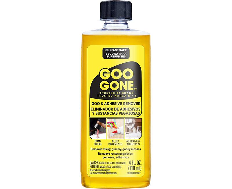 GOO GONE - GOO & ADHESIVE REMOVER 4OZ