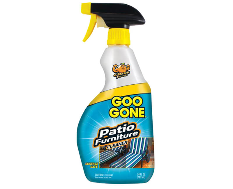 24 Oz. Goo Gone Patio Furniture Cleaner