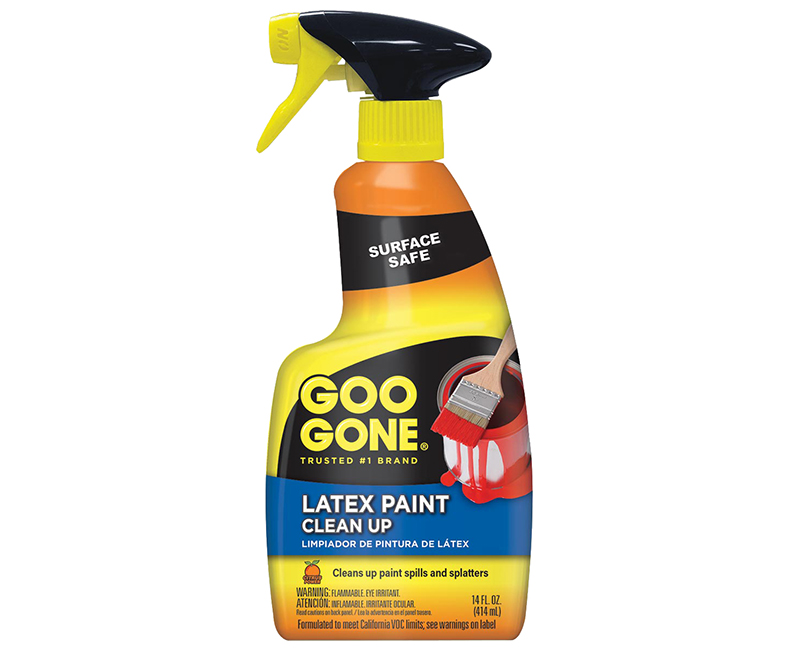GOO GONE LATEX PAINT CLEAN-UP 14 OZ TRIGGER