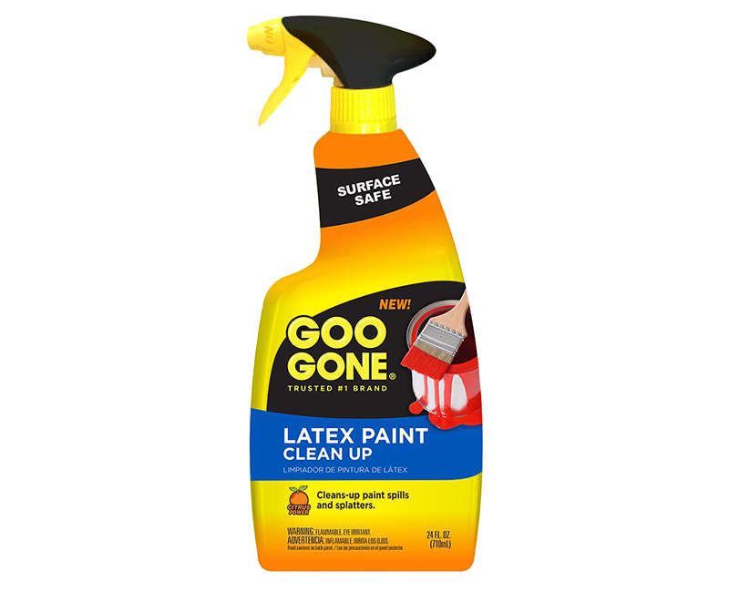 GOO GONE LATEX PAINT CLEAN UP 24 OZ TRIGGER