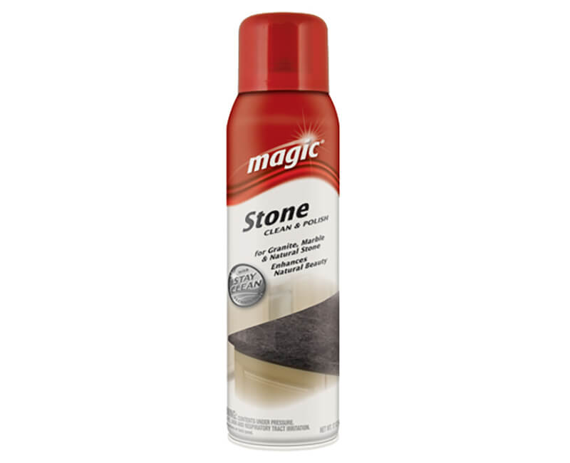 Magic 17 Oz. Stone Clean & Polish
