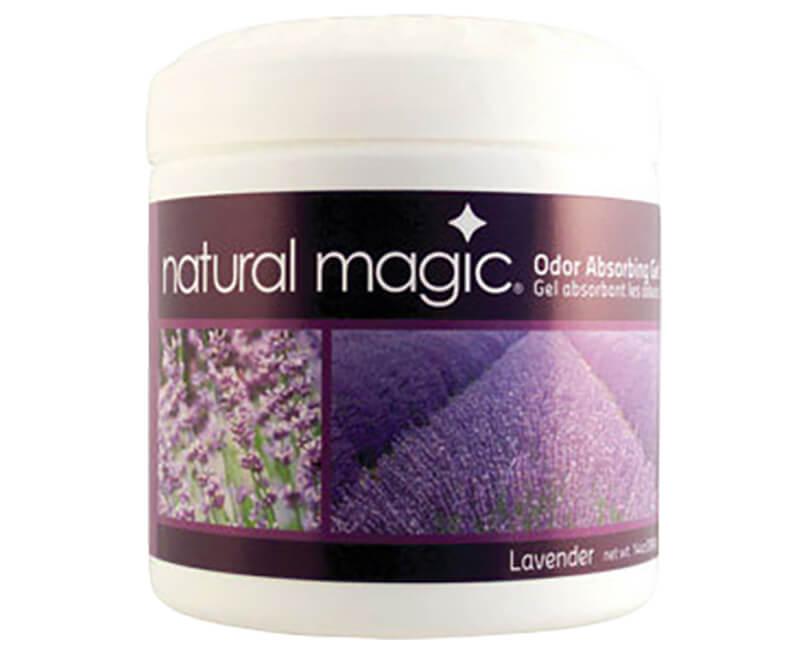 14 OZ. Lavender Natural Magic Odor Absorbing Gel