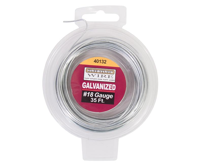 #18 Galvanized Wire - 35'