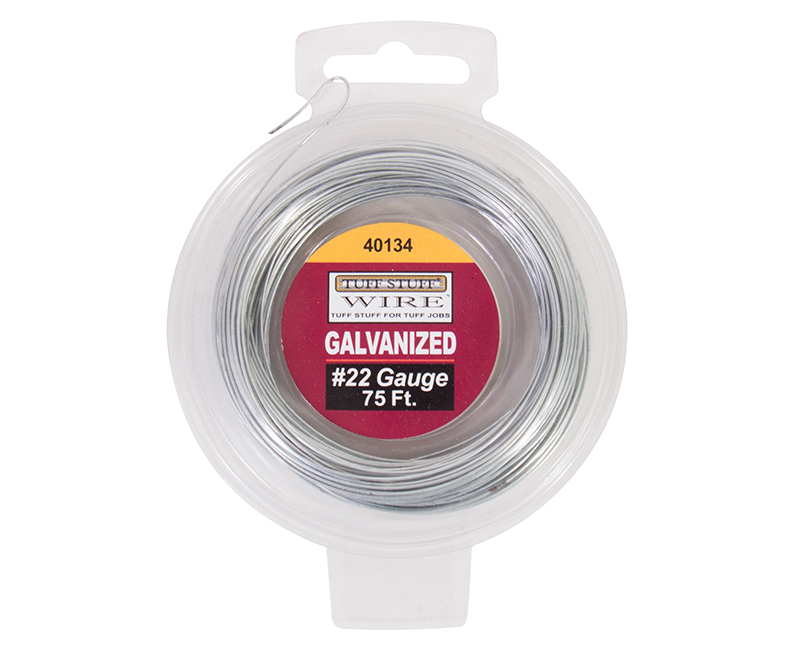 #22 Galvanized Wire - 75'
