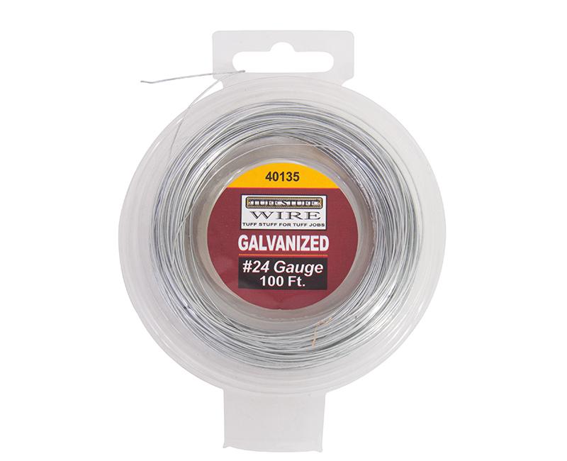 #24 Galvanized Wire - 100'