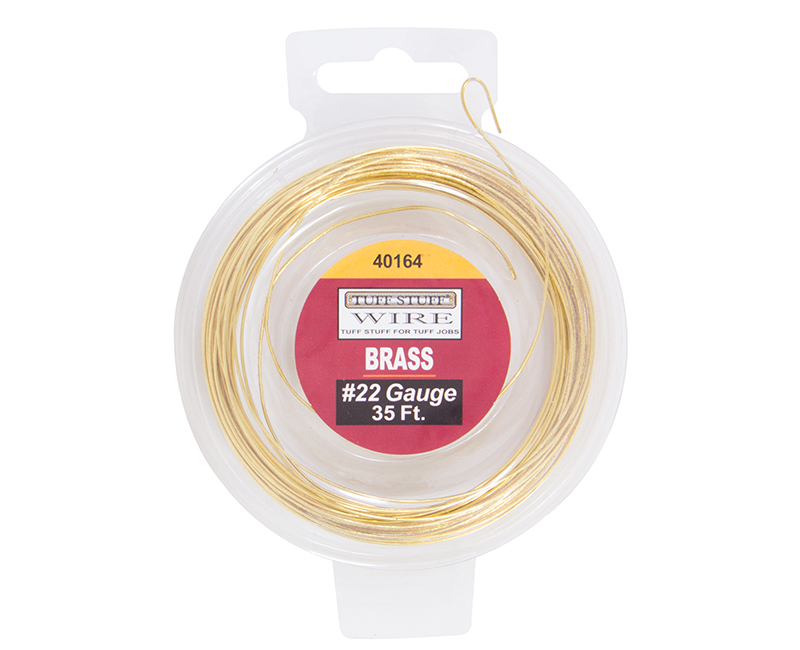 #22 Brass Wire - 35'