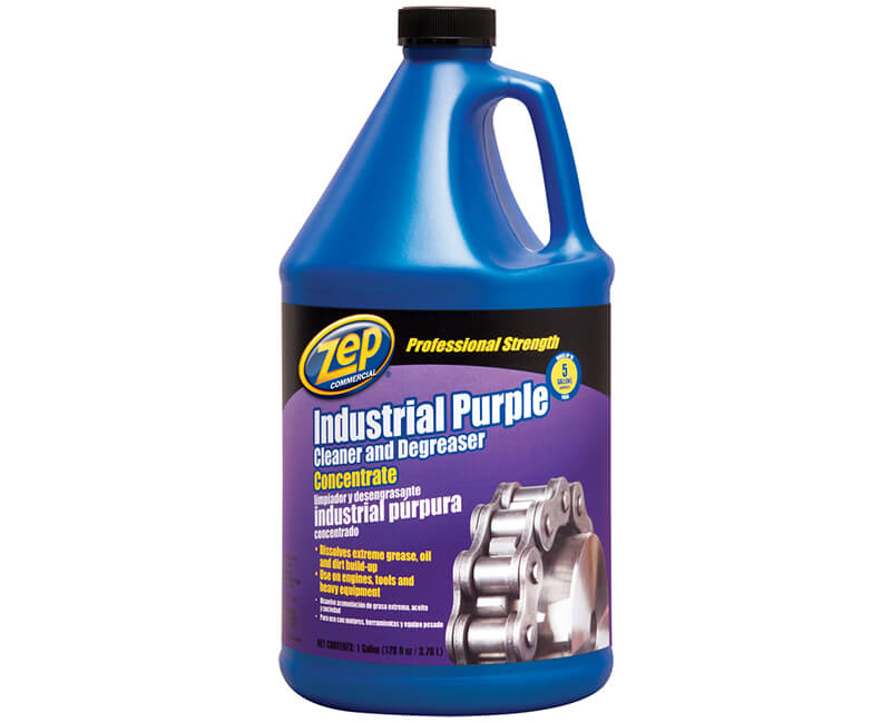 1 GAL. Industrial Purple Cleaner