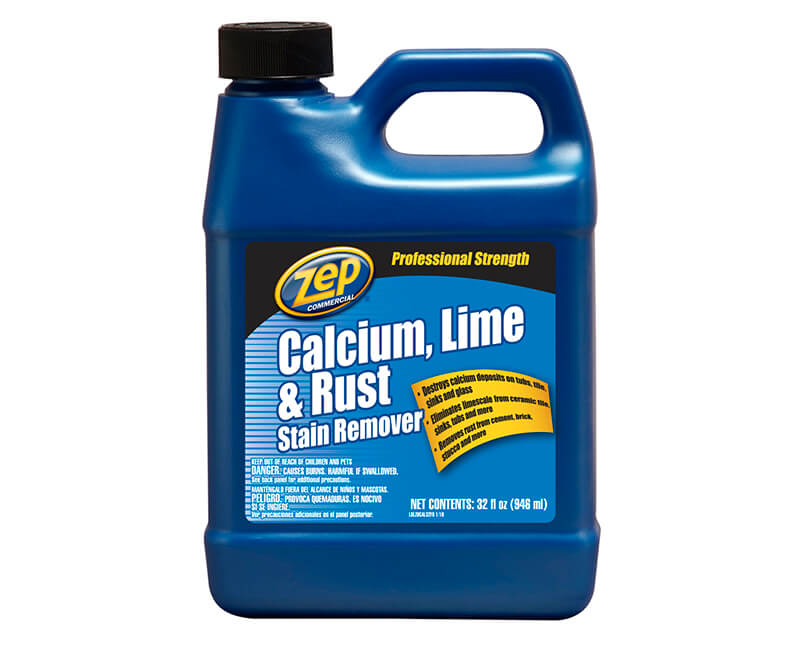32 OZ. Calcium, Lime and Rust Remover