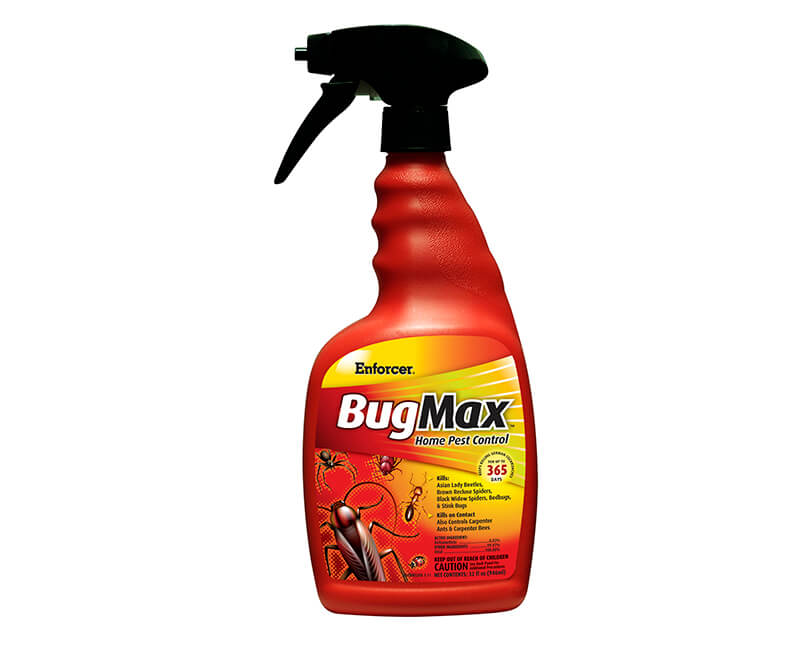 32 OZ. Bugmax Home Pest Control - Trigger Spray